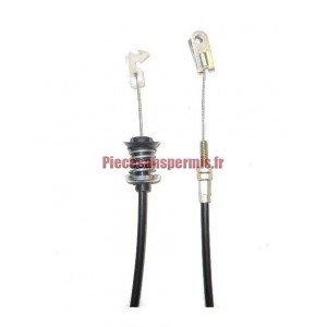 Cable accelerateur aixam - 1K021