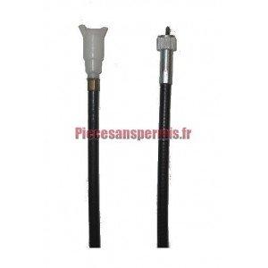 Cable compteur kilometrique aixam - 3A17B