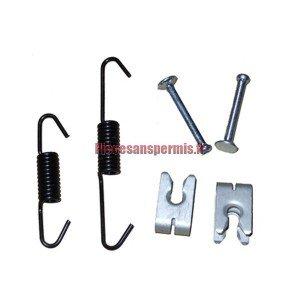 Kit de fixation de frein / machoires