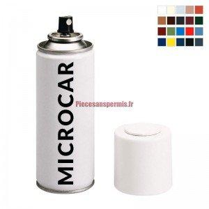 Bombe de peinture MICROCAR