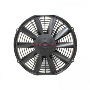 Ventilateur électrique Aixam Vision et Sensation