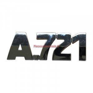 Logo hayon Aixam 721