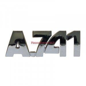 Logo hayon Aixam 741