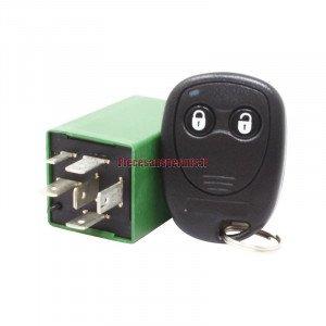 Récepteur de centralisation avec télécommande pour Bellier