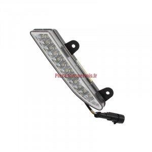 Feu de jour à LED droit Aixam gamme Impulsion