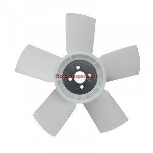Hélice de refroidissement Microcar, Chatenet, Bellier, JDM moteur Yanmar