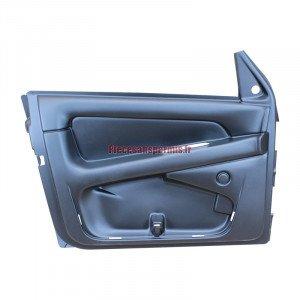 Panneau de porte intérieur gauche noir Ligier Xtoo R, S, RS, Optimax